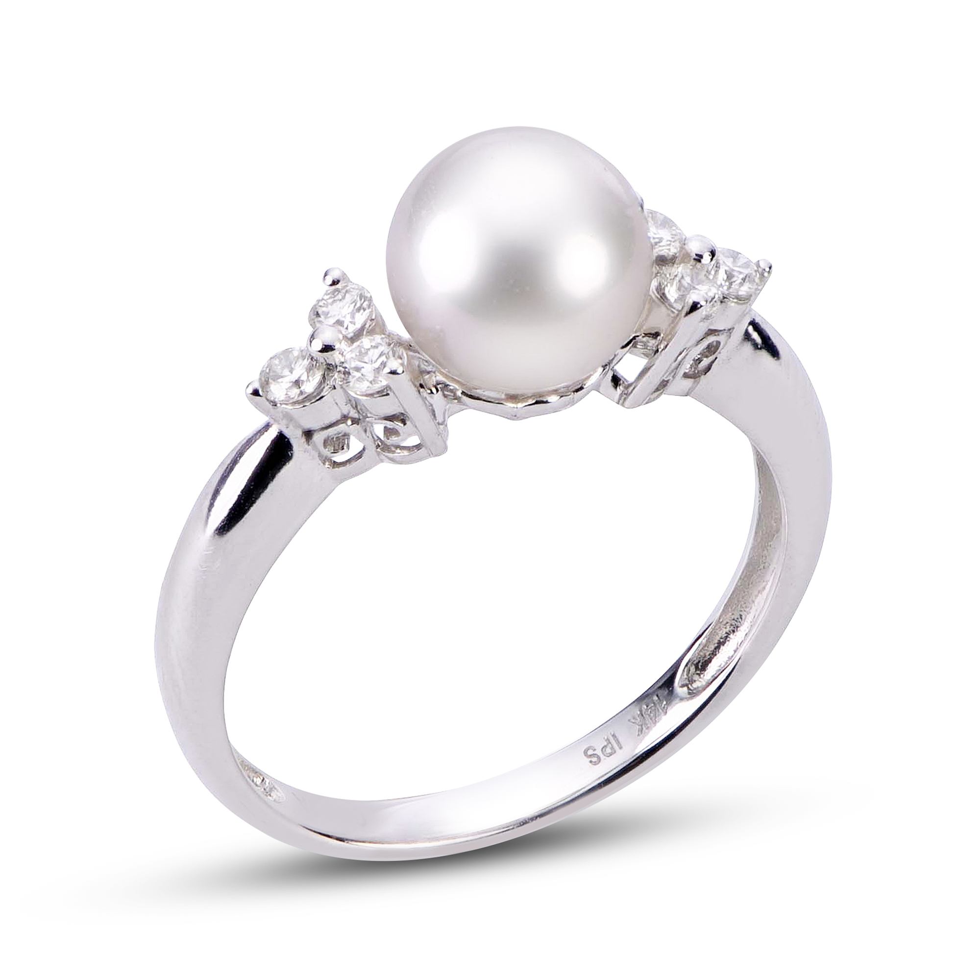 and wedding overstock jewelry miadora accent mm cultured product signature watches ring diamond free swirl freshwater rings collection today white gold shipping pearl