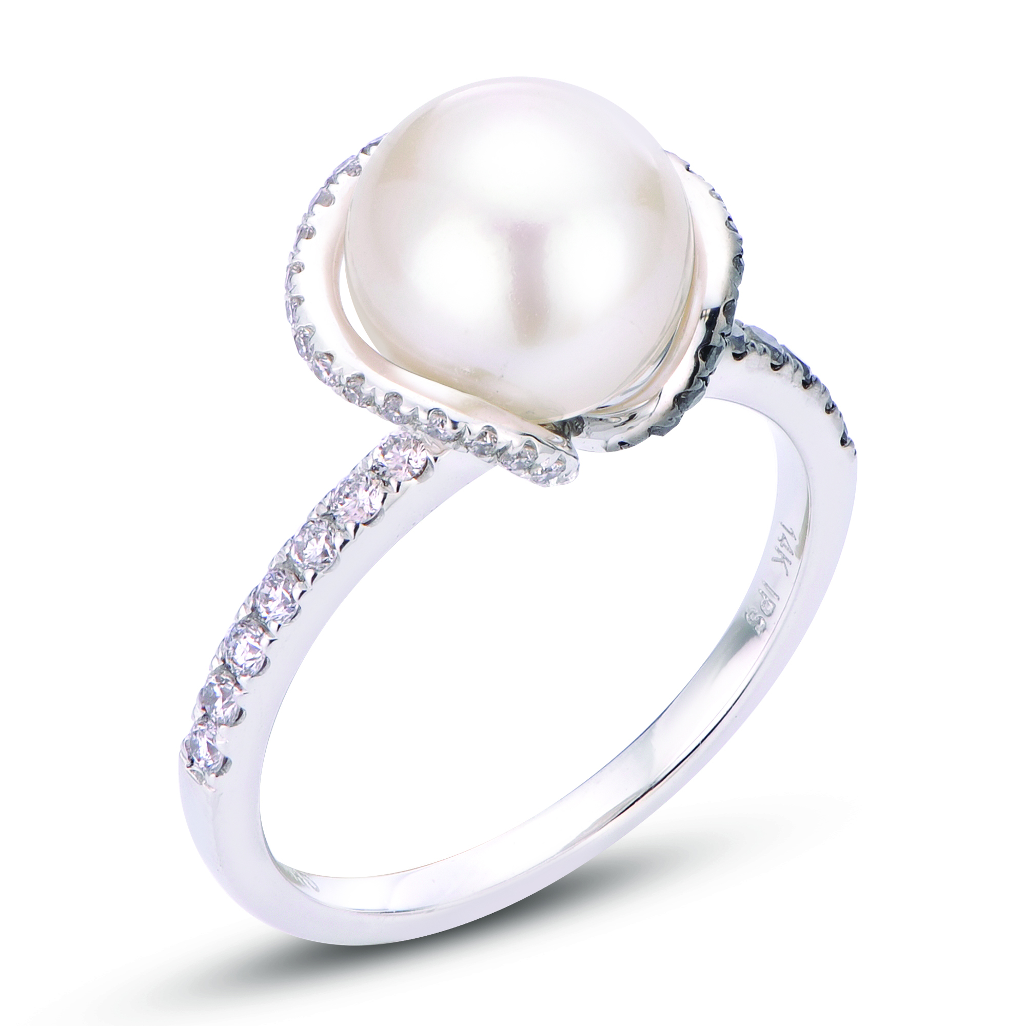 antique pearl cluster vintage mesmerising rings fetheray products ring mabe wedding and diamond