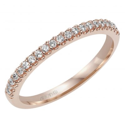 Artcarved Wedding Band - 31-v337r-l_angle