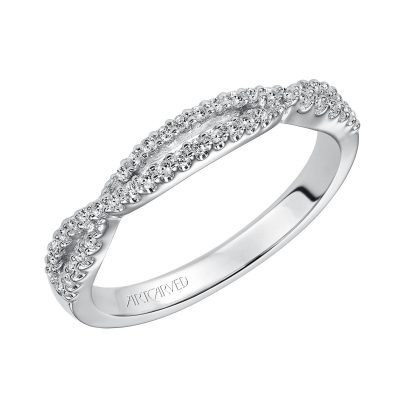 Artcarved Bridal Jewelry - 31-v339w-l_angle