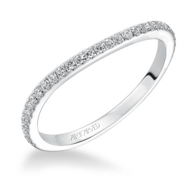 Artcarbed Wedding Band - 31-v523w-l_angle