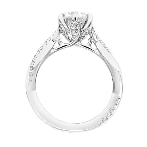 Artcarved Engagement Ring - 31-v775erw-e_front