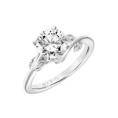 Artcarved Engagement Ring - 31-v783grw-e_angle